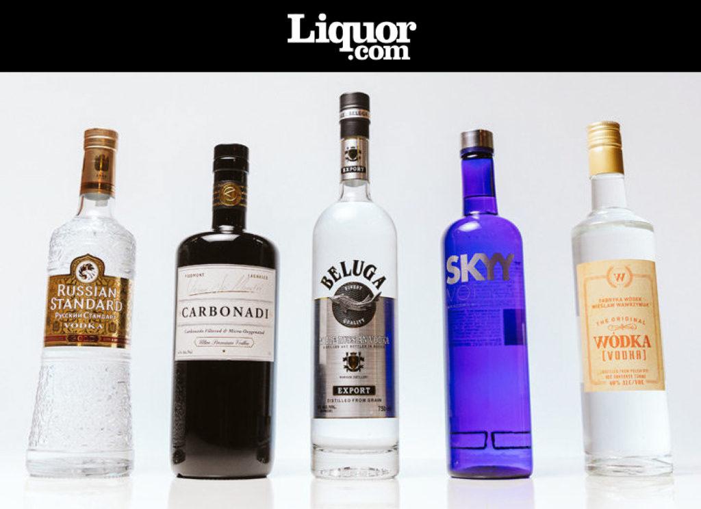 Liquor.comの記事にWodka Vodkaが取り上げられました!
